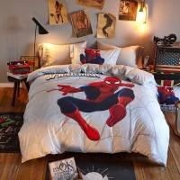 Ultimate Spider Man Super Hero Bedding Set