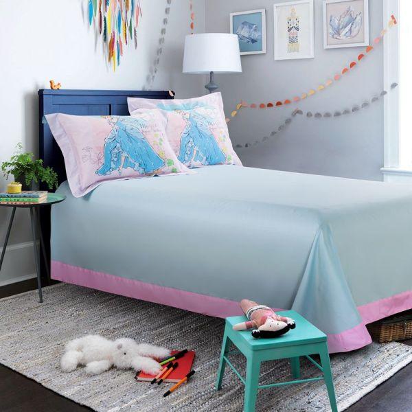 Disney Princess Cinderella Movie Themed Bedding Set