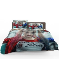 Light Sofa Bed Designs For Small Drawing Room In India Harley Quinn Cosplay Suicide Squad Bedding Set | Ebeddingsets