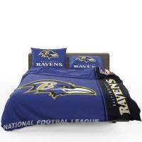 Buy NFL Baltimore Ravens Bedding Comforter Set | Up to 50% Off
