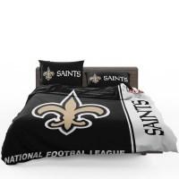 Buy NFL New Orleans Saints Bedding Comforter Set | Up to ...