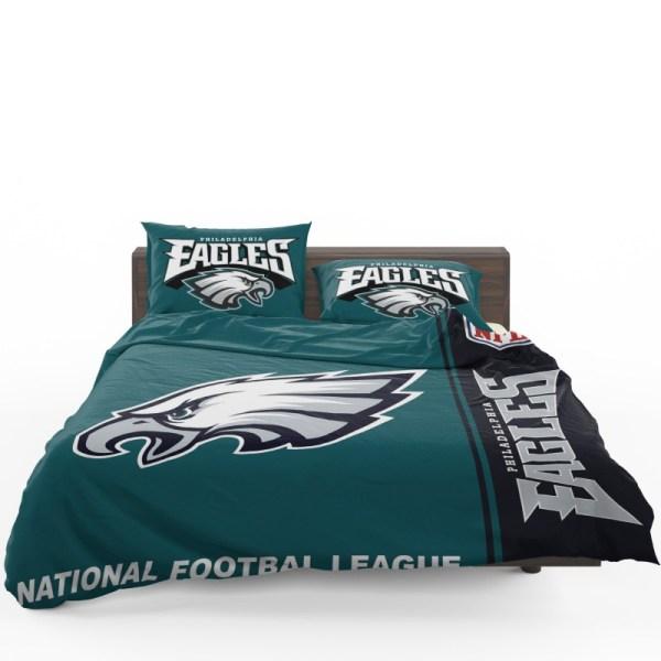 Nfl Philadelphia Eagles Bedding Comforter Set