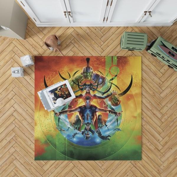 Thor Ragnarok Marvel Cinematic Universe' Bedroom Living