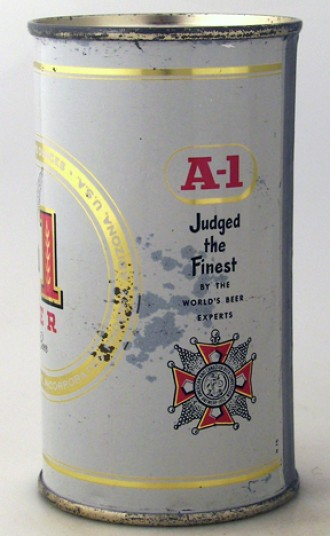 A1 Pilsner Beer Can from Arizona Brewing Co