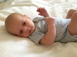 1 month old already!