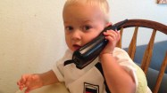 Calling Oma and Opa in Germany :)