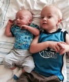 Brothers! I am so excited to see them to grow up together!!