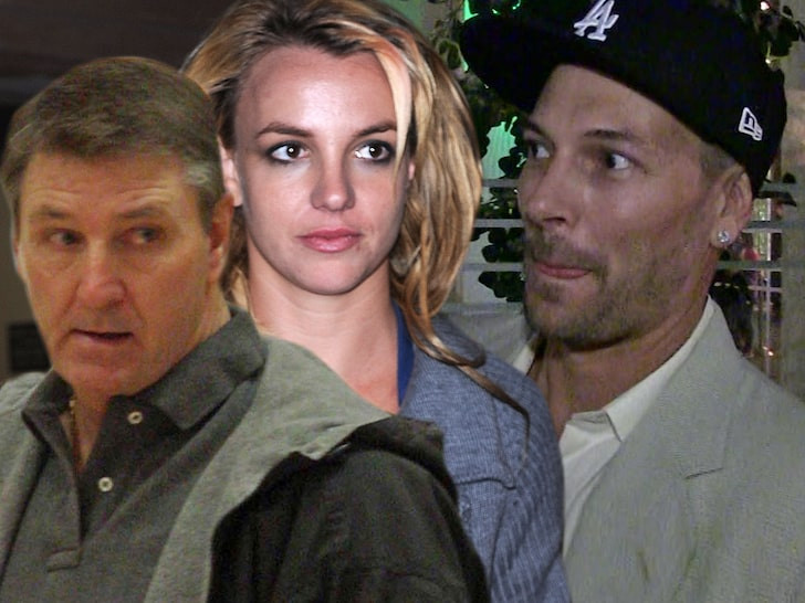 Britney Spears' father under investigation for allegedly physically abusing her son.