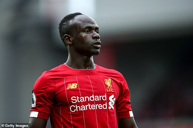 Liverpool star Sadio Mane gives out £41,000 to a Senegal health organization to help fight against coronavirus