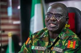 Court instructs Buratai to produce army officers who 'aided escape' a suspected kidnap kingpin