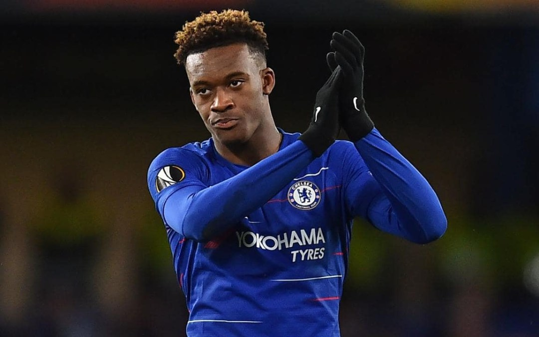 Callum Hudson-Odoi Chelsea player who tested positive for coronavirus says he has recuperated (video)