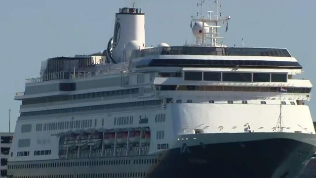 Two cruise ships with passengers sick with coronavirus land in Florida