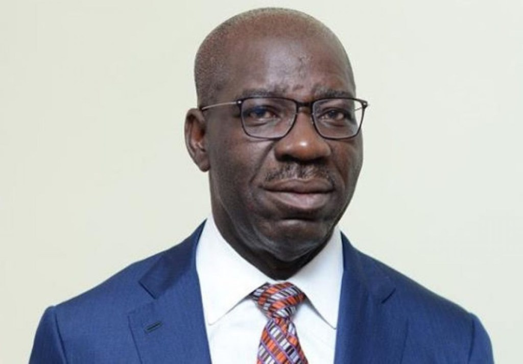 ''I wish Oshiomole well'' Godwin Obaseki reacts to APC's decision to disqualify him from Edo governorship race