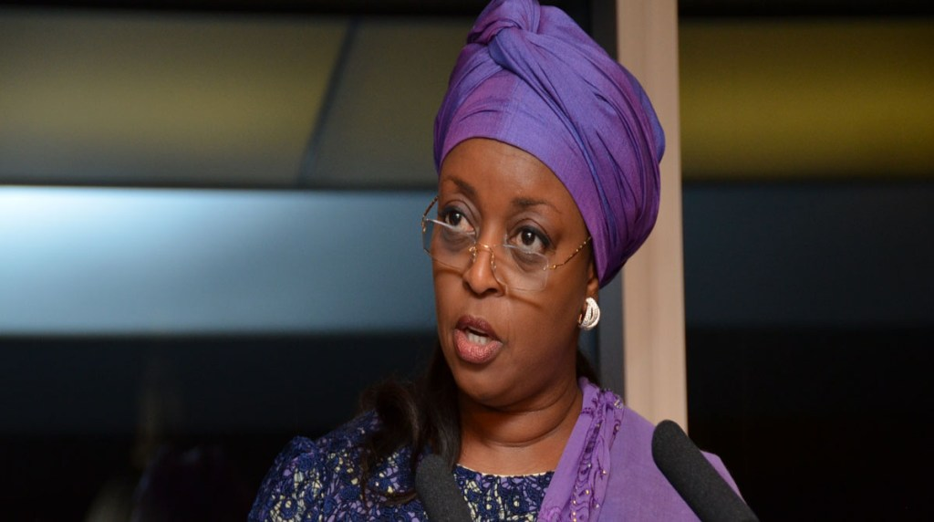 Yahoo boys have become the role models of Nigerian youths - Former Nigeria Petroleum Minister, Diezani Alison-Madueke
