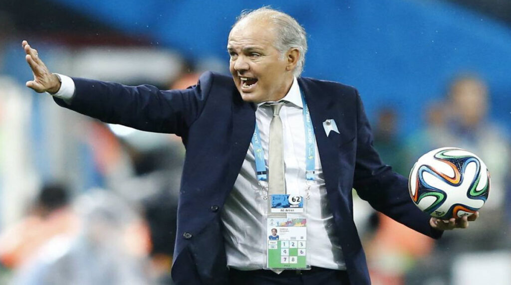 Former Argentina manager Alejandro Sabella who took them to the 2014 World Cup final dies at 66