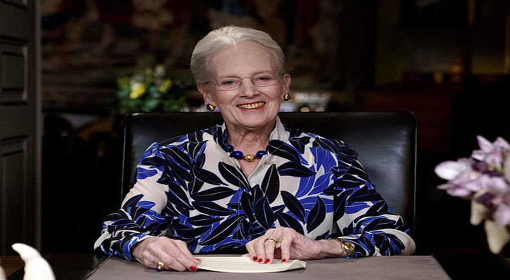 Queen Margrethe of Denmark 80 years becomes the first European royal to receive the coronavirus vaccine