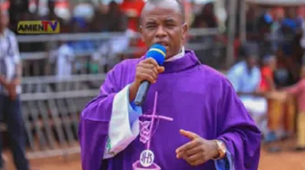The Spiritual Director, Adoration Ministries, Enugu, Rev Fr Ejike Mbaka, has urged the Nigerian government to provide jobs for the country's teeming unemployed youths or be overthrown