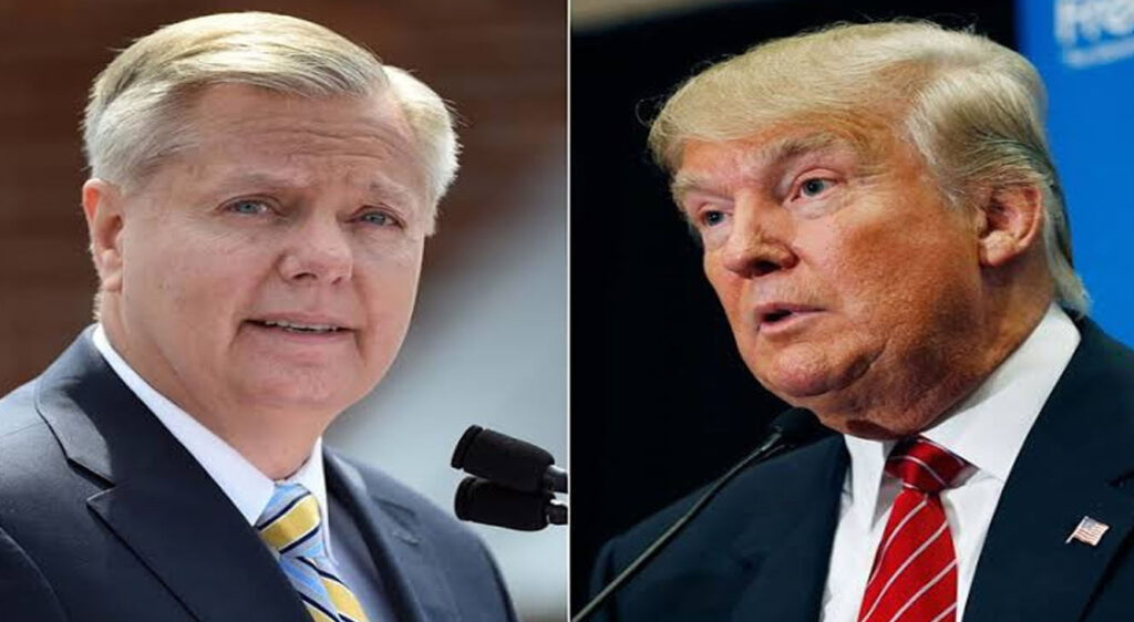 We have had a hell of a journey, but enough is enough, it's over, Joe Biden won - Trump die-hard ally Sen. Lindsey Graham finally discards Trump