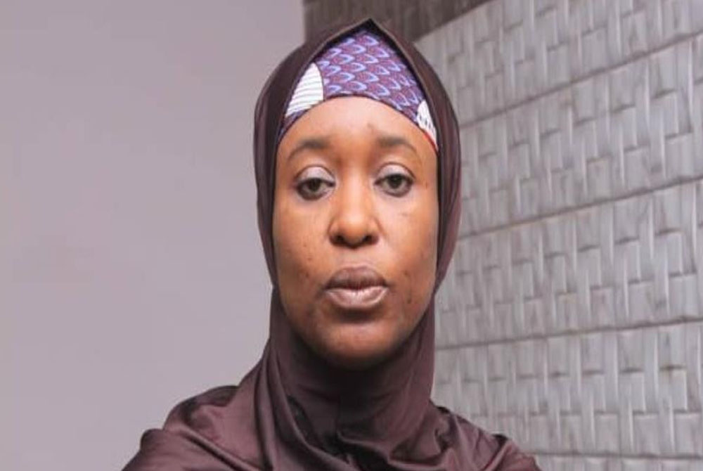 I was born to die. Try something else – Aisha Yesufu reacts after receiving a death threat