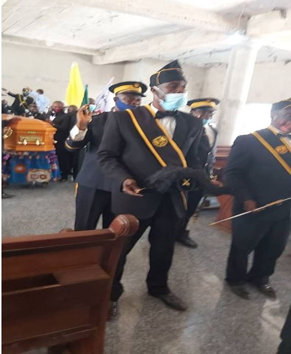 Catholic-Knights-in-the-final-parade-ceremony-in-honour-of-Brig.-Gen