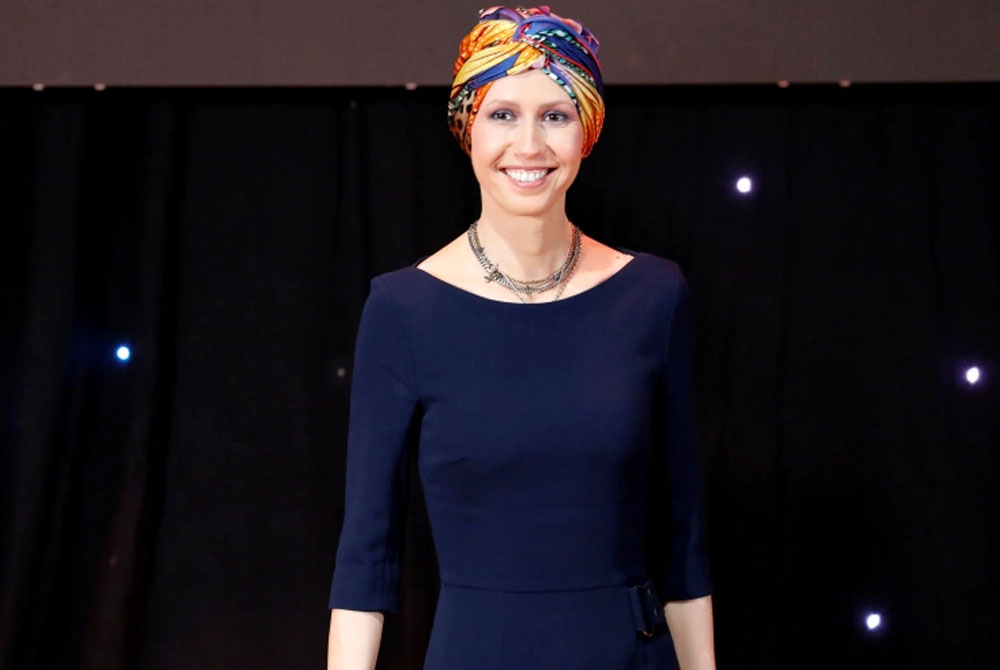 """Police in the United Kingdom has opened an investigation into allegations that Asma al-Assad, wife of Syrian President Bashar al-Assad, incited and encouraged """"terrorist"""" acts in Syria"""