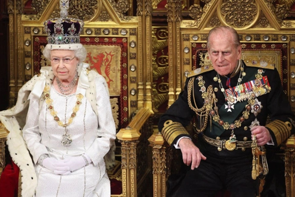 Prince Phillip dies at 99 weeks after being admitted to hospital for infection and heart surgery 1