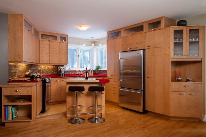 construire un ilot de cuisine