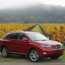Lexus RX 450h 2010 Review, Best Fuel Economy