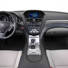 Acura ZDX 2010 Review, Elegant Design