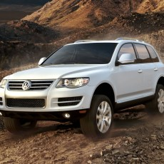 Volkswagen Touareg Review 2010, Small Attractive SUV