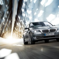 BMW 5 Series Review 2010, Athletic Luxury Car