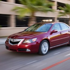 Acura RL Review 2010, Reliable Acura Performance