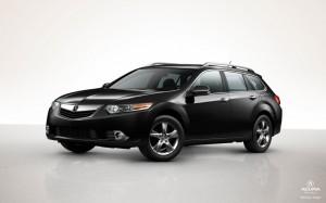 Acura TSX sport wagon 2011