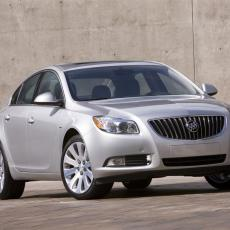 Buick Regal Review 2011, AeroDynamic Styling