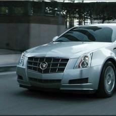 Cadillac CTS Sports Sedan Review 2011, Classic Cadi