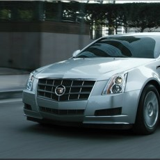Cadillac CTS Sports Sedan Review 2011, Classic Cadi