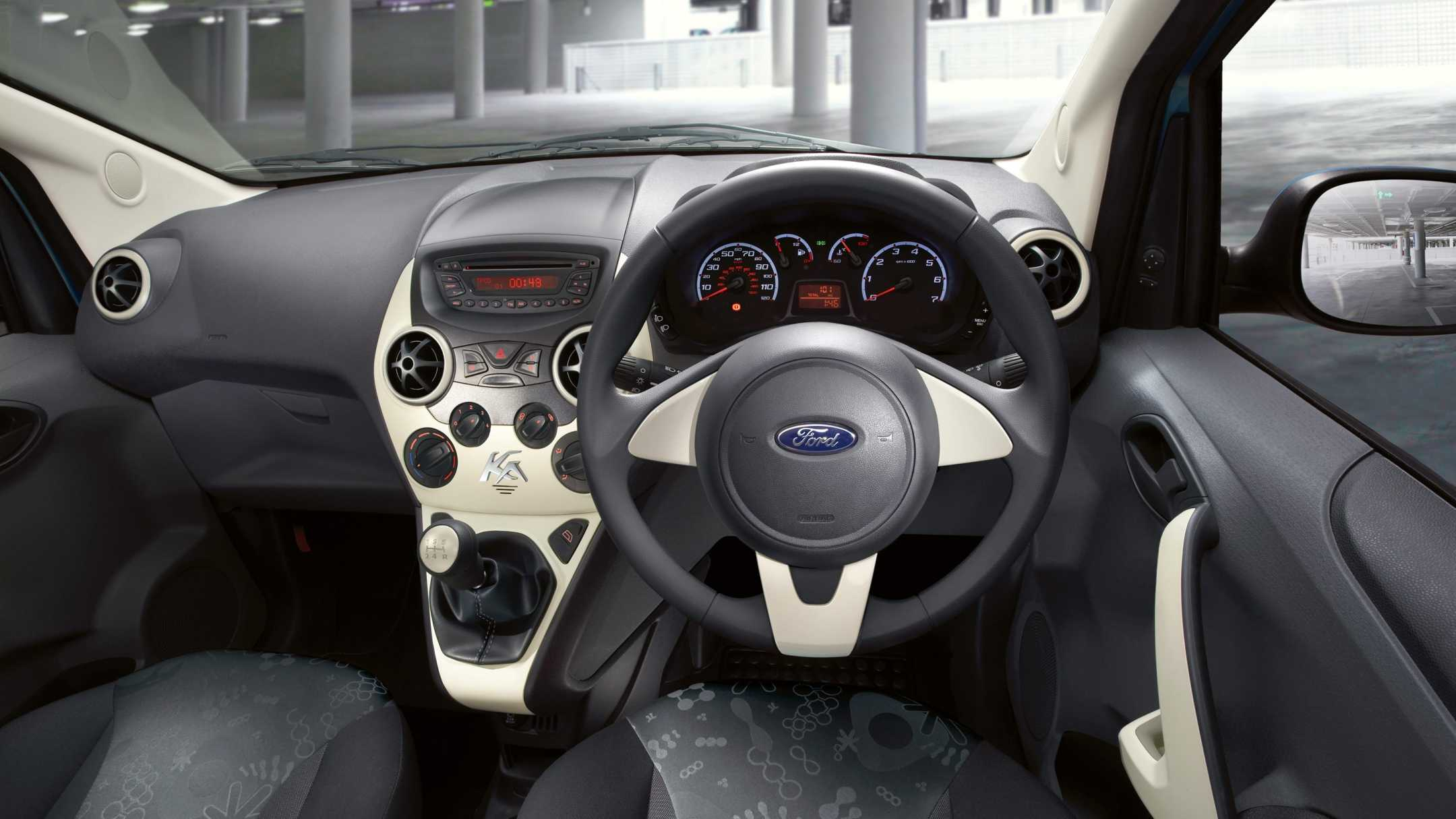 Ford ka review 2011 unique small car ebest cars - Interior ford ka ...