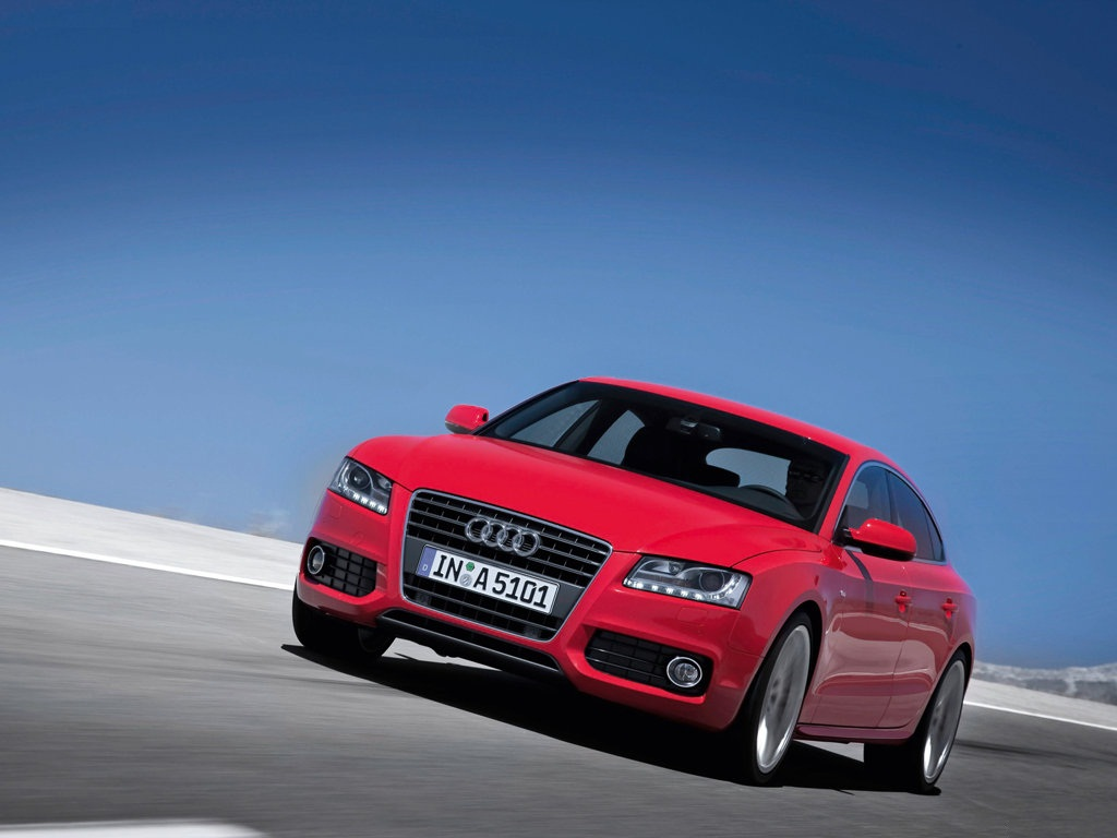Audi A5 Sportback Review, Audi Sports Line - eBest Cars