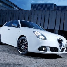 The Alfa Romeo Giulietta (Hatchback/Supercar)