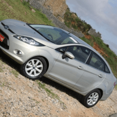 2013 Ford Fiesta Review