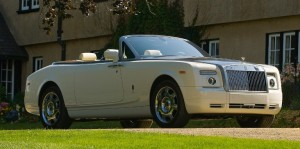Rolls-Royce Phantom Drophead Coup