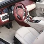 Maserati GranCabrio interior