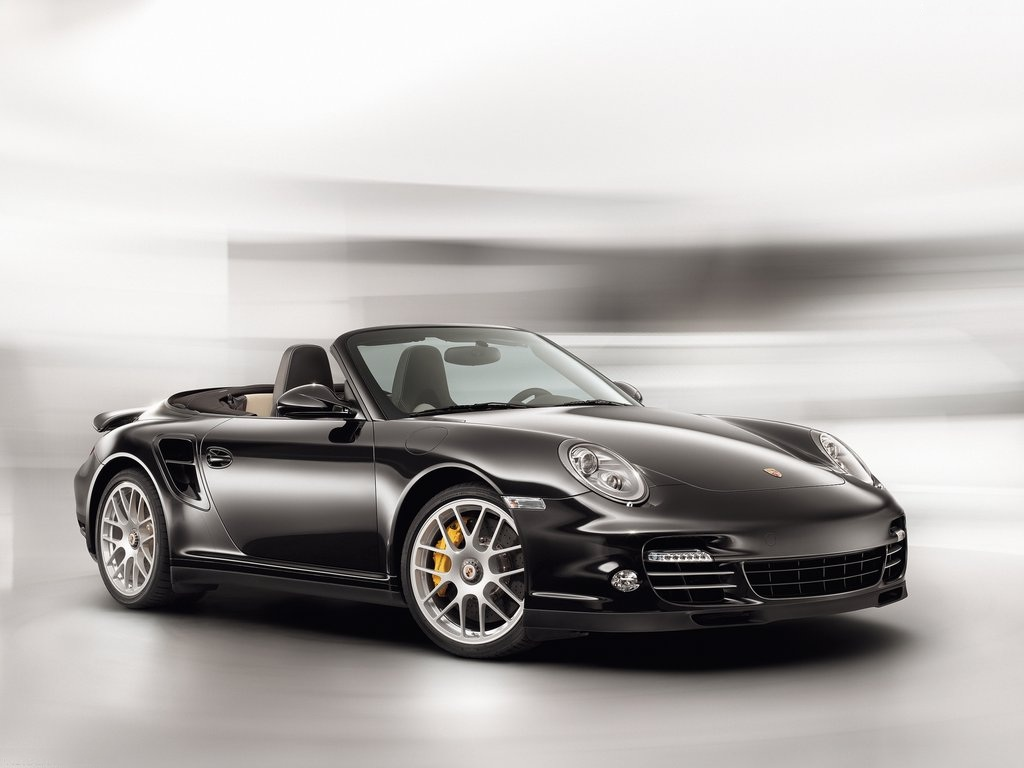 Porsche  Turbo S Cabriolet Car And Driver