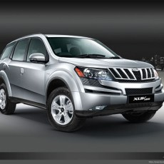 Mahindra XUV 500: THE REVOLUTIONARY SUV from Mahindra