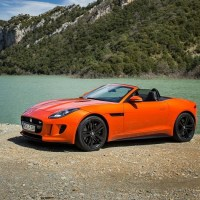 Jaguar F-Type Roadster Review