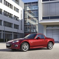 Mazda MX-5 Coupe Cabriolet Review