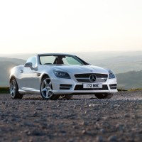 Mercedes Benz SLK Cabriolet Roadster Review