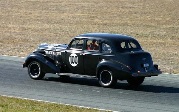 1938 Buick neale
