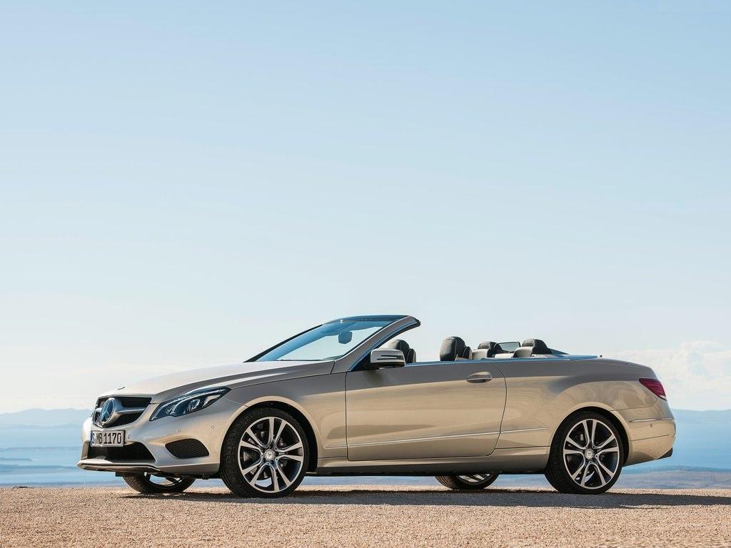 Mercedes benz e class cabriolet review for Where do they make mercedes benz
