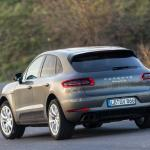 porsche macan 2014 back lights
